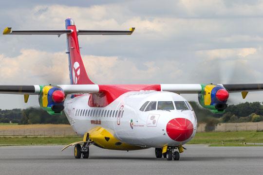Flyrute får støtte fra Region Hovedstaden