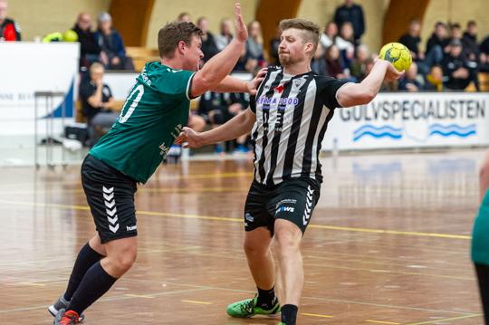 Vigtig håndboldsejr til Viking