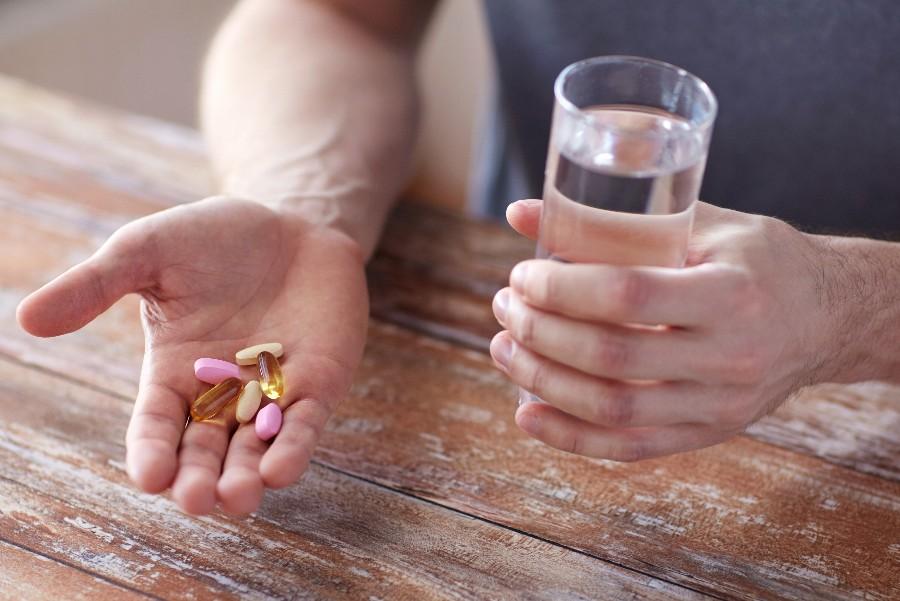 Levertran og andre kosttilskud
