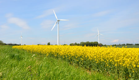 Bornholm EU's mest bæredygtige ø