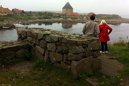 Smittefrit Christiansø lukket for turister