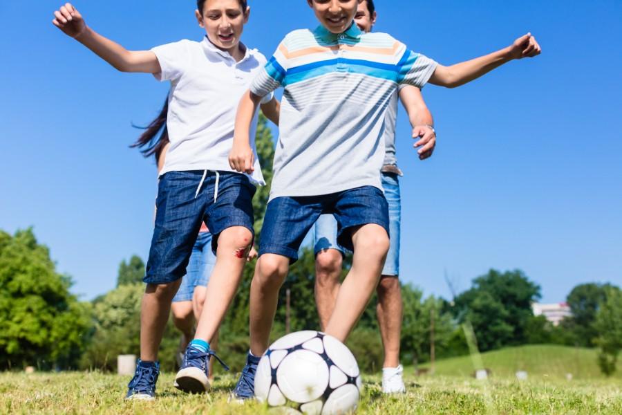 Børn og unge vil være mere aktive