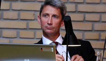 Colberg formand for højskolen