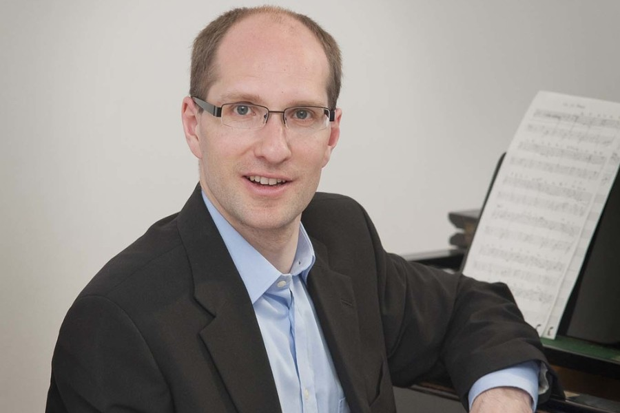 Ny organist i Skt. Nikolai Kirke