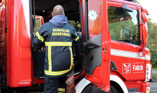Brandslukning sendes i udbud