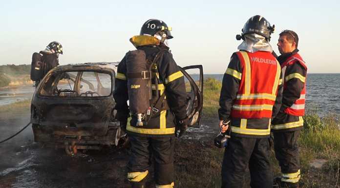 Brandvæsnet skærer på alt unødigt
