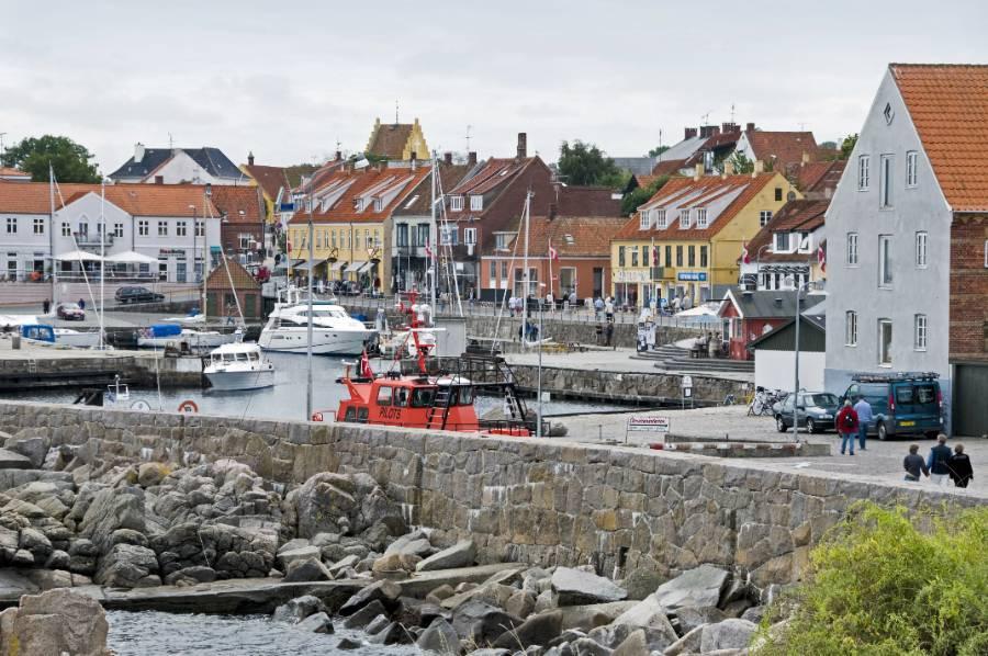 Kommunale havne kan ikke betale gæld