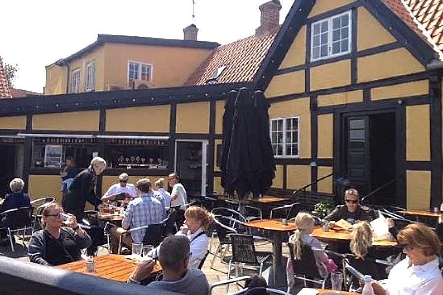 Vækst hos Cafe Klint i Gudhjem