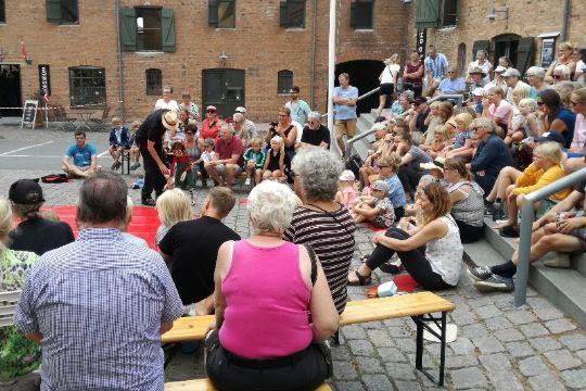 Har aflyst årets gadeteaterfestival