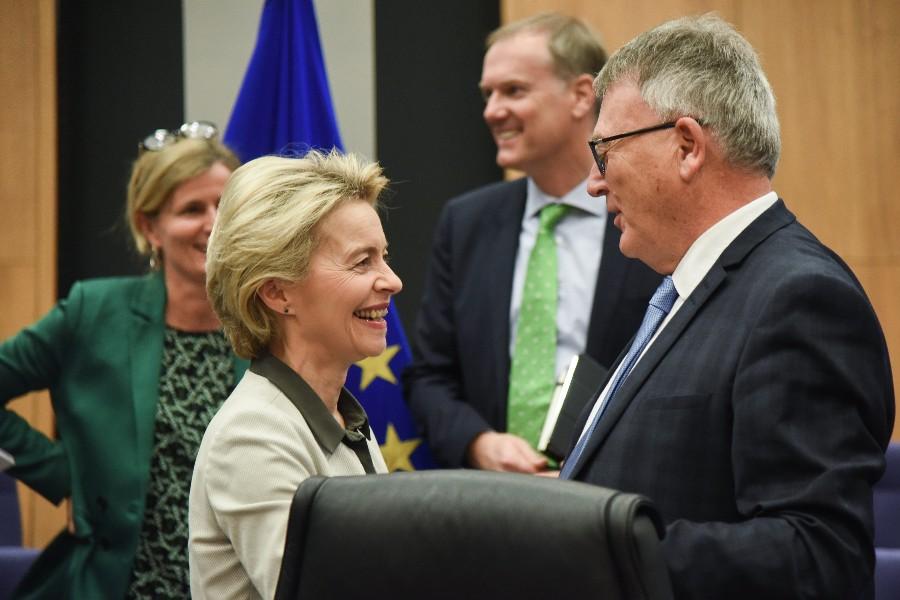 EUs mindsteløn skal også sikre danske lønninger