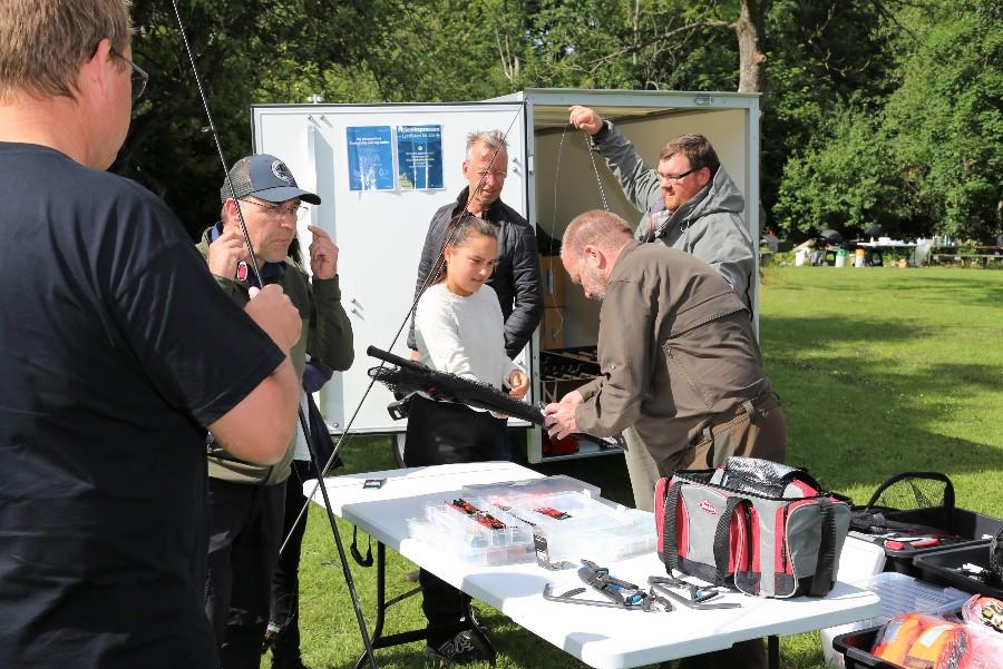 Bornholmerne får gratis fiskegrej