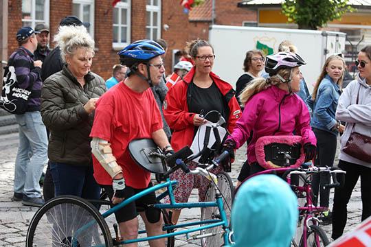 Nexø gør klar til byens store cykelløb