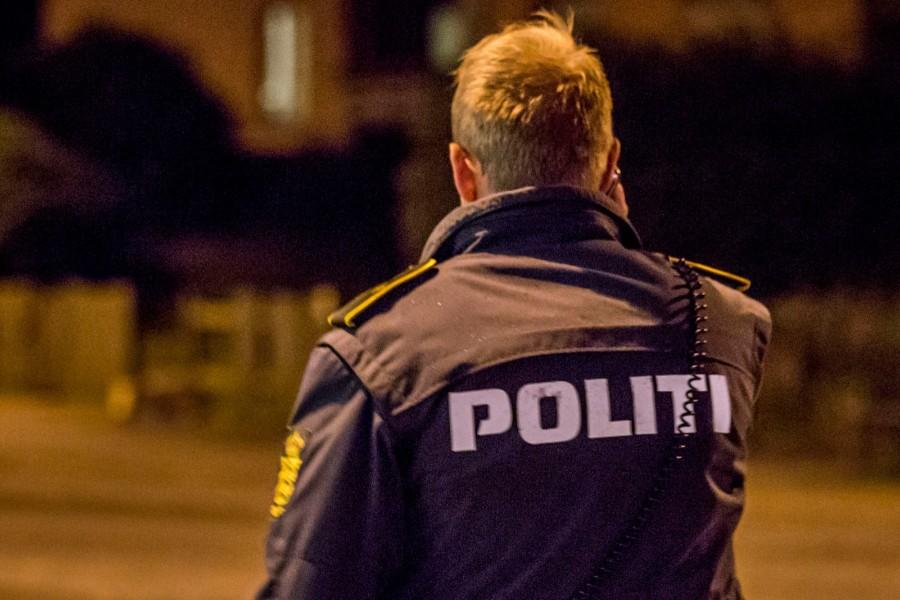 Voldeligt jalousidrama i Rønnes gader