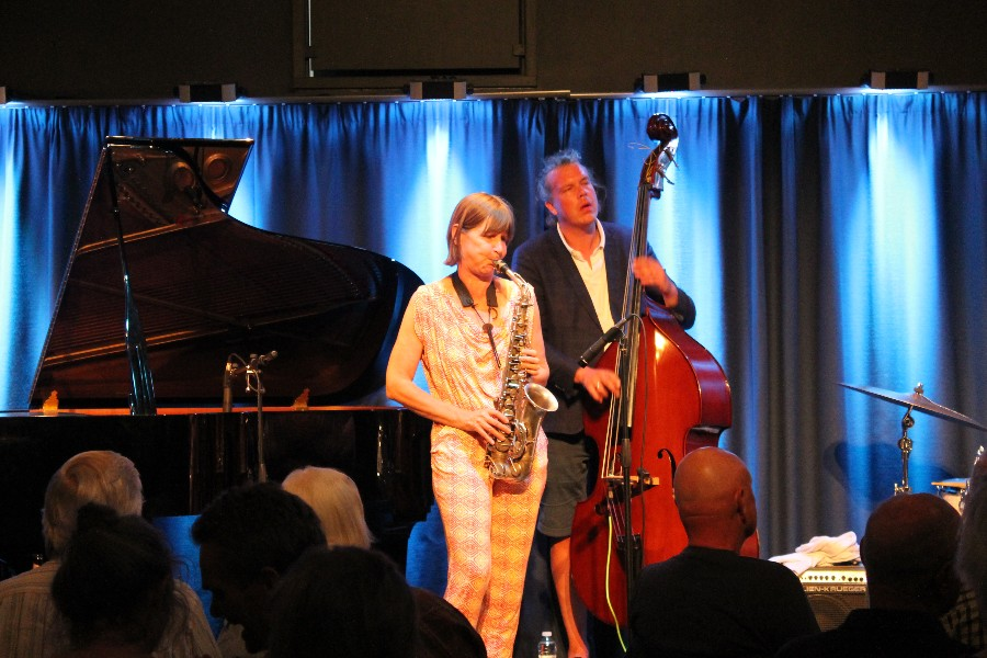 Udendør jazz i Svaneke søndag