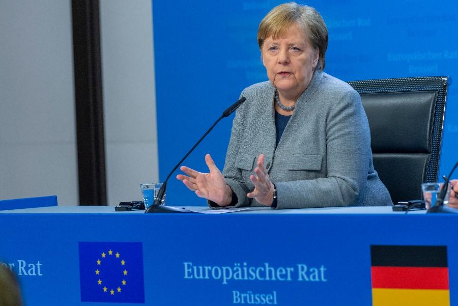 Merkel skal hjælpe Bornholms små firmaer