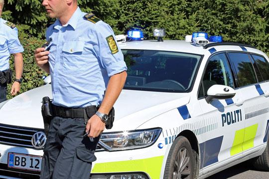 35-årig mand taget med hash i Rønne