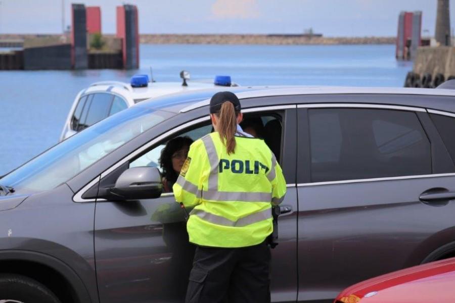 Svenskere afvist ved færgen