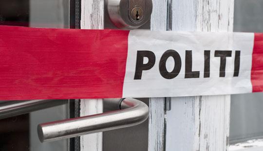 20-årig mand sigtet for indbrud i Rønne