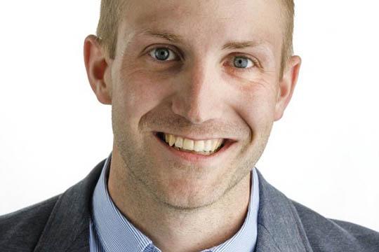 Rene Danielsson DFs spidskandidat til Folketinget