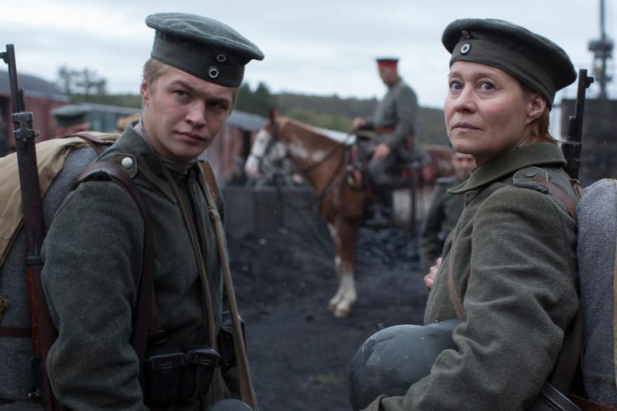 Stort dansk krigsdrama i Rønne Bio