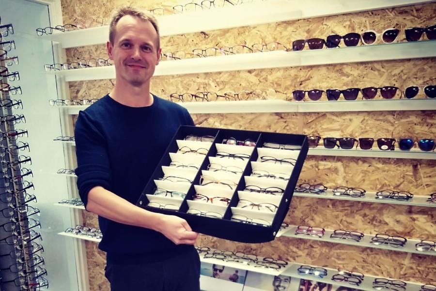 Optiker tilbyder briller på abonnement