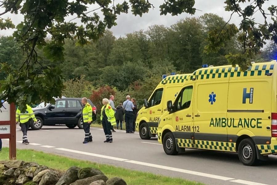 48-årig kvinde sigtet efter trafikuheld