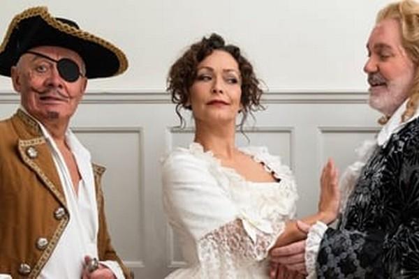 To dage med operette i Rønne Theater
