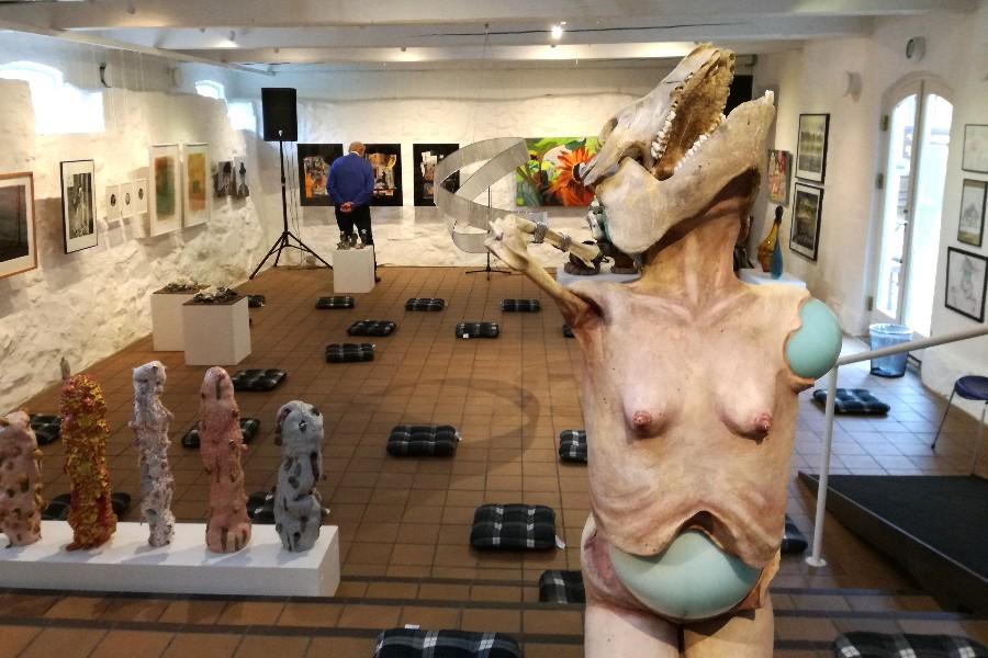 Svanekegaarden indkalder kunstværker