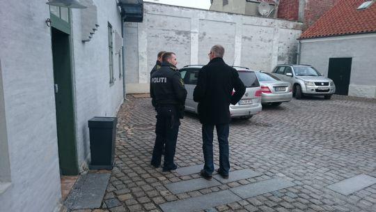 Færre straffesager i Retten på Bornholm