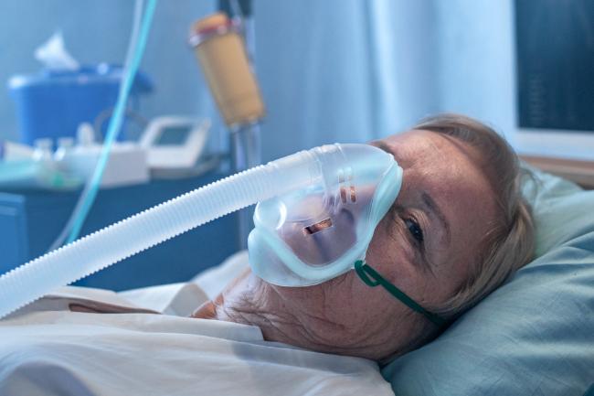Nu blot to patienter indlagt med Covid-19