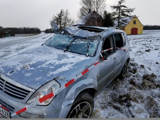 Advarsel om risiko for sneglatte veje