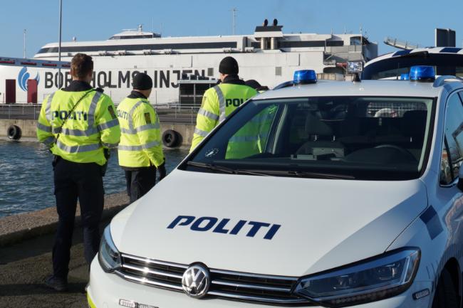Svensker afvist i paskontrol