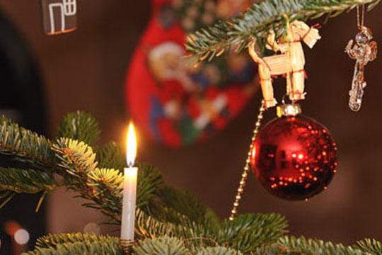 Med Helligtrekonger er julen slut