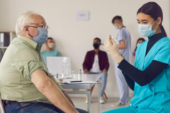 Der mangler vaccine på Bornholm