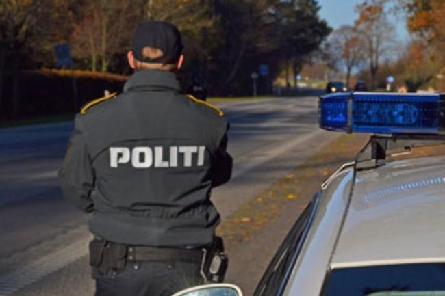 To bilister kørte for stærkt i Østermarie