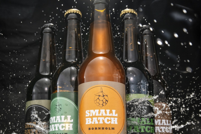 Overskud hos bryggeri i Rønne