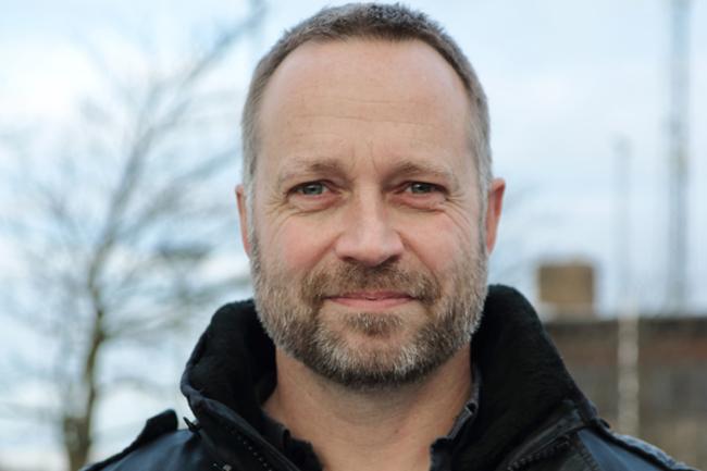 Jacob Trøst konservatives spidskandidat