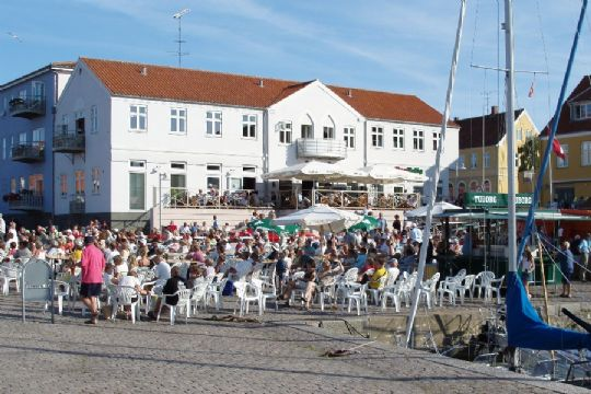 Høiers Gaard i Allinge gav atter stort overskud