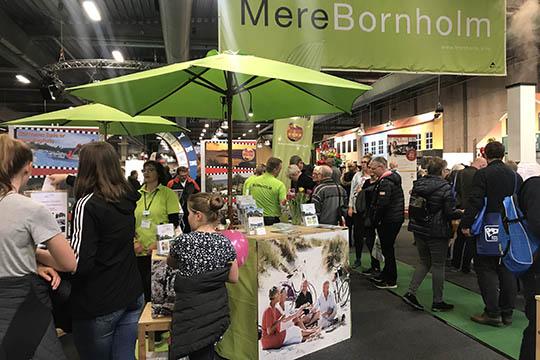 Vækst hos Destination Bornholm ApS
