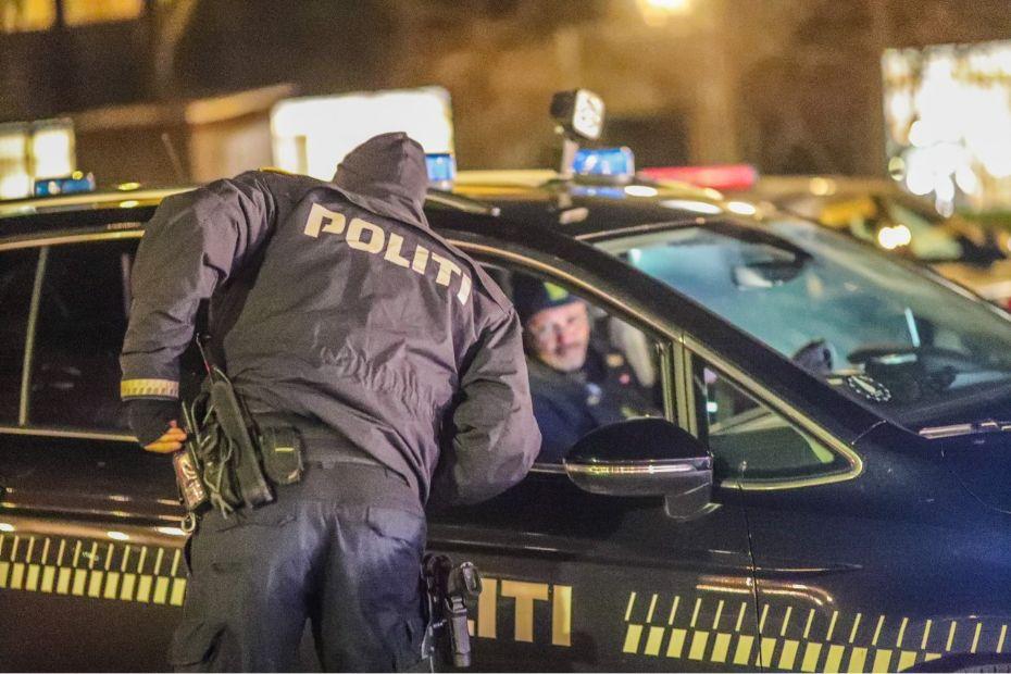 43-årig mand overfaldet i Rønne