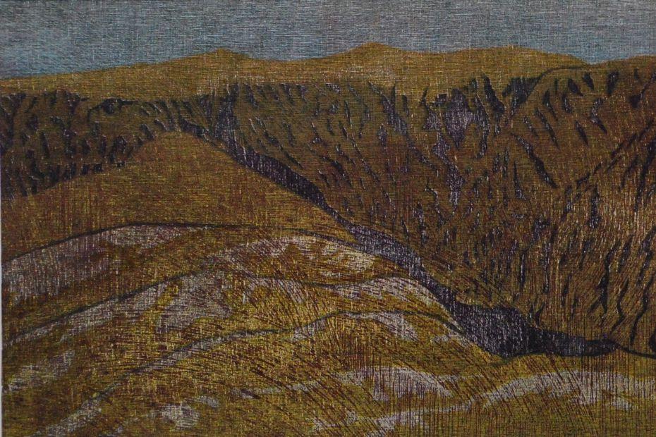 Grafisk udstilling i Svaneke