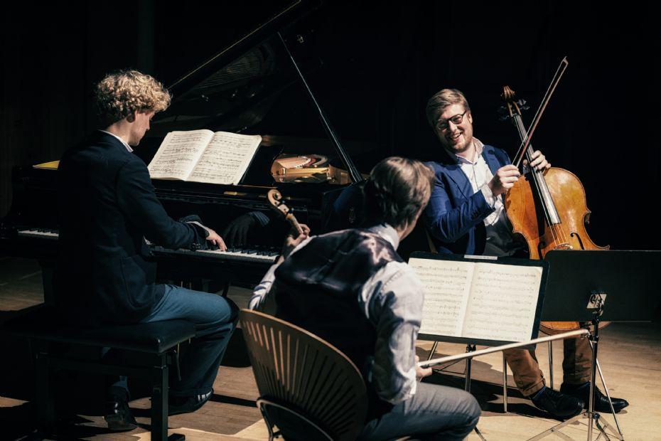 Klassisk koncert i Svaneke