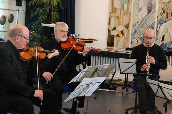 Musikforening får støtte til koncerter