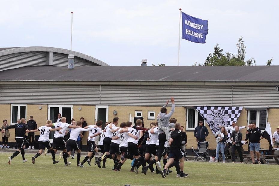 Første Vikingkamp i Ligaen