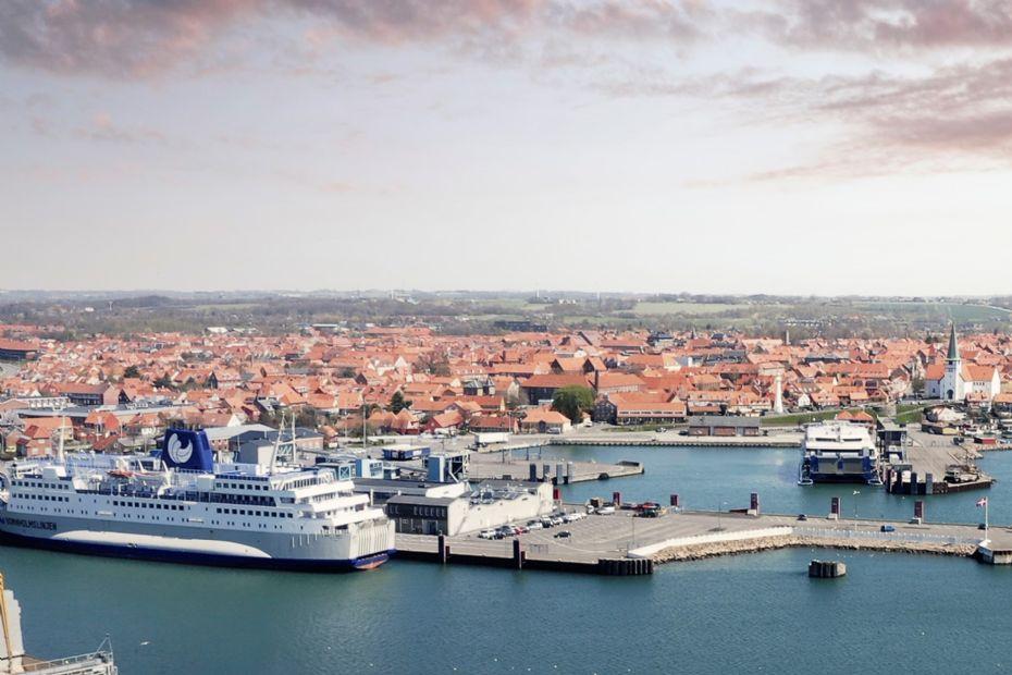 Molslinjen anlægger sag mod Rønne Havn A/S