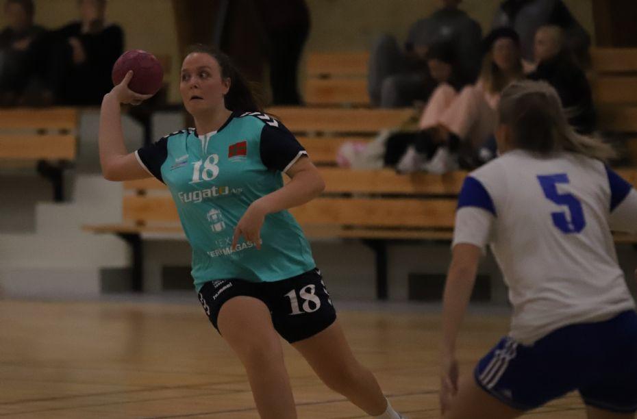 Håndboldkvinder indledte sæsonen