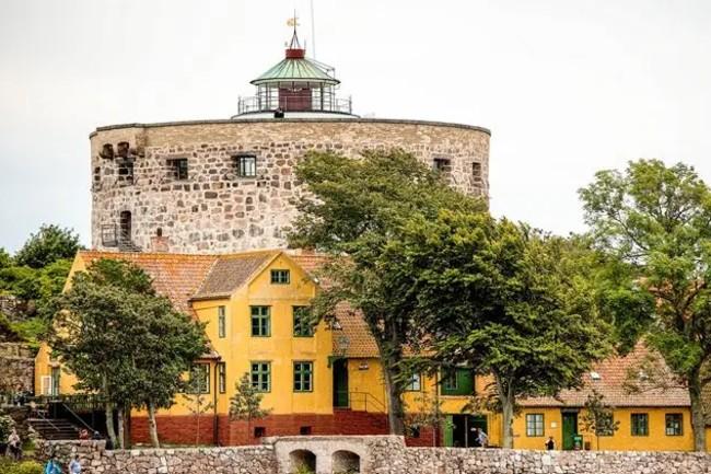 Skulpturer i Store Tårn