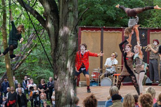 BRK giver tilskud til cirkus-festival