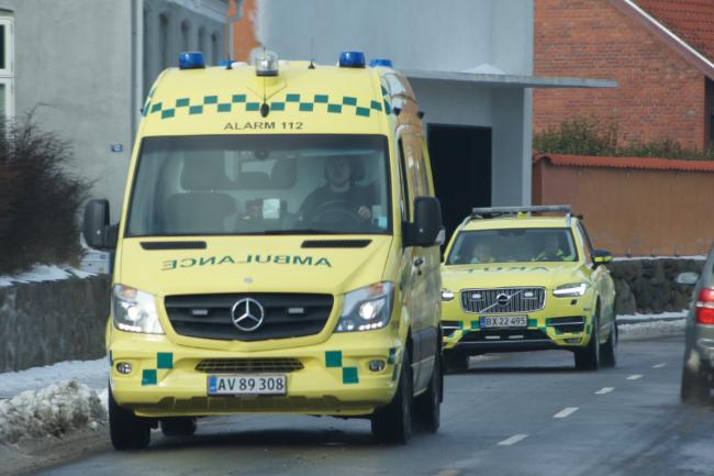 Tre firmaer vil køre ambulancer