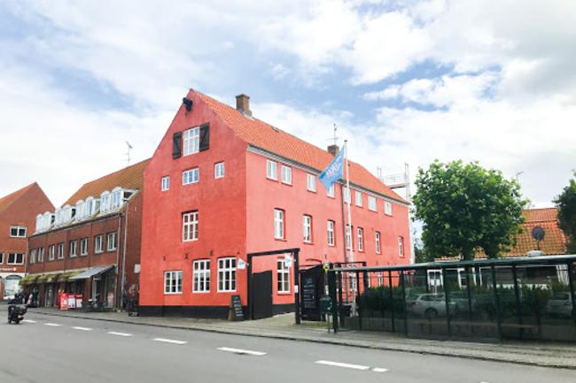 Indbrud i restaurant i Rønne